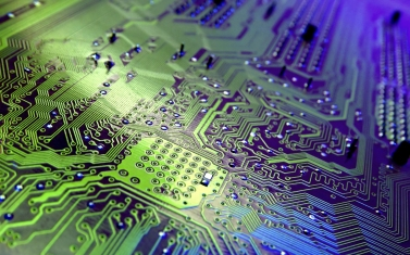 Electronics-Chip-And-Heatsink-Wallpapers